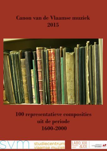 Canon Vlaamse muziek